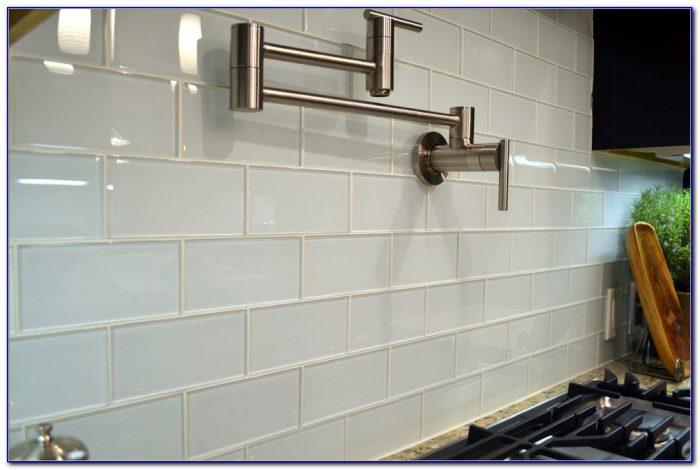 Glass Subway Tile Backsplash Colors
