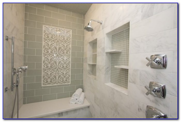 Glass Subway Tile Shower Cleaning
