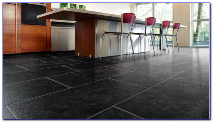 Groutable Self Adhesive Vinyl Floor Tiles