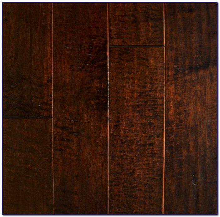 Hand Scraped Wood Plank Tile