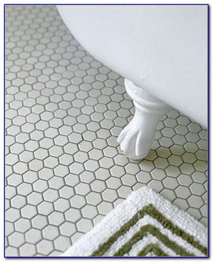 Small Hexagon Bathroom Floor Tiles Tiles Home Design Ideas Ojn3w4bnxw70016