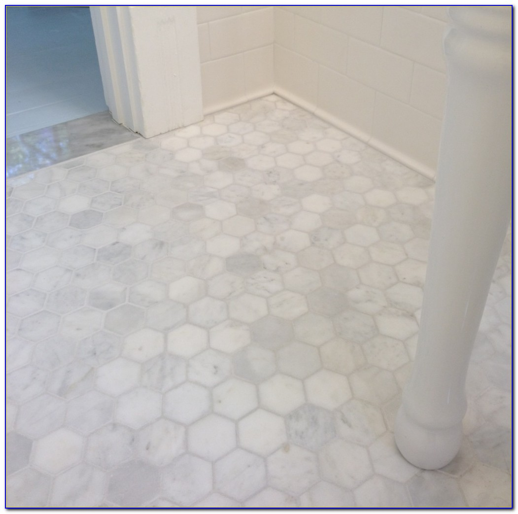 Hexagon Bathroom Floor Tiles Uk Tiles Home Design Ideas Qbn1wq6q4m69954