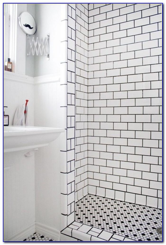 How To Clean Bathroom Tile Grout Video