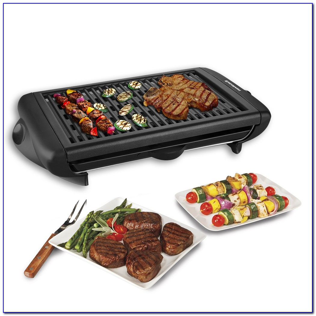 Indoor Tabletop Electric Grill ~ Indoor electric tabletop grill home design