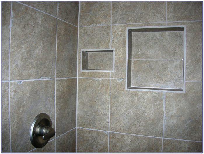 Installing Tile In Shower Walls
