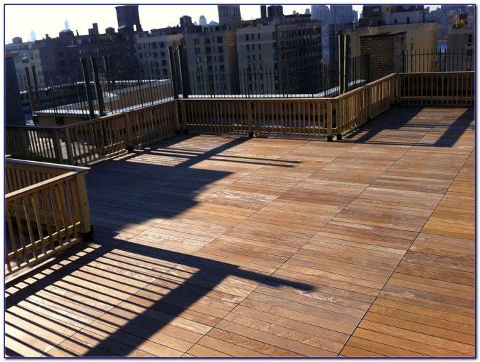 Interlocking Wood Deck Tiles Costco