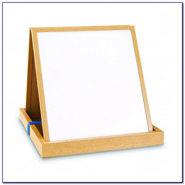 John Crane Tabletop Magnetic Easel