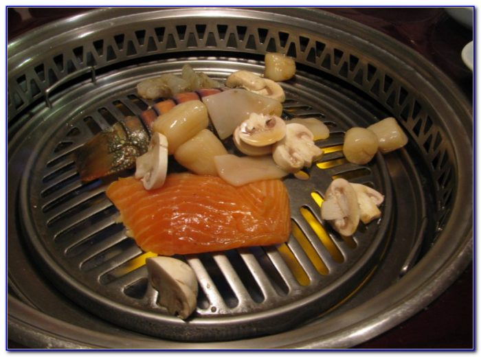 Korean Barbecue Table Top Grill