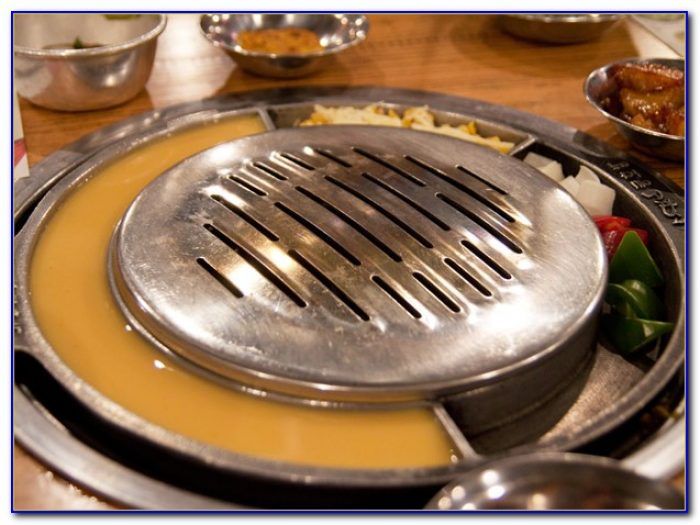 Korean Table Top Grill Restaurant
