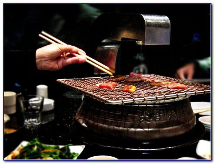 Korean Table Top Grill Restaurant Near Me
