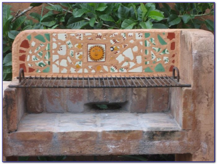 Mexican Tile Stepping Stones