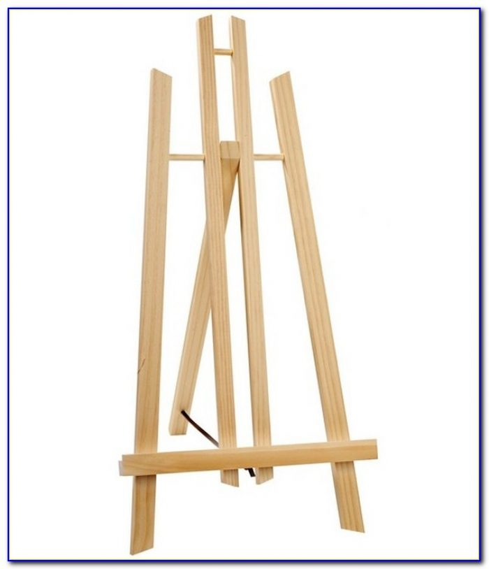 Multifunctional Table Top Wooden Easel