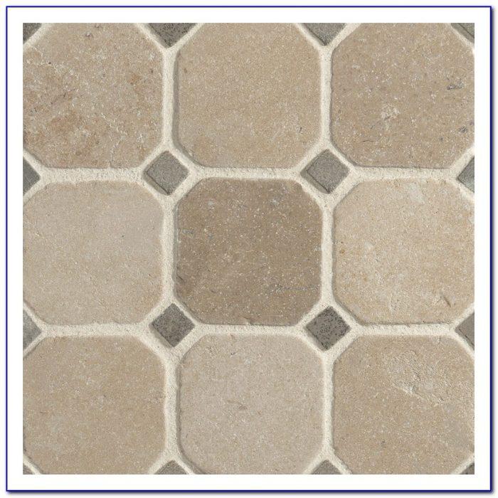 Octagon And Dot Tile Daltile Tiles Home Design Ideas
