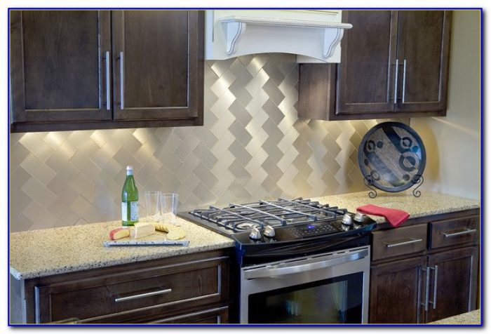 Peel And Stick Backsplash Tile Amazon