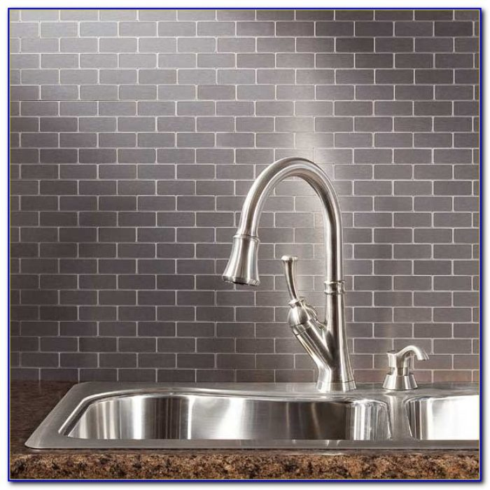 Peel And Stick Backsplash Tile Menards