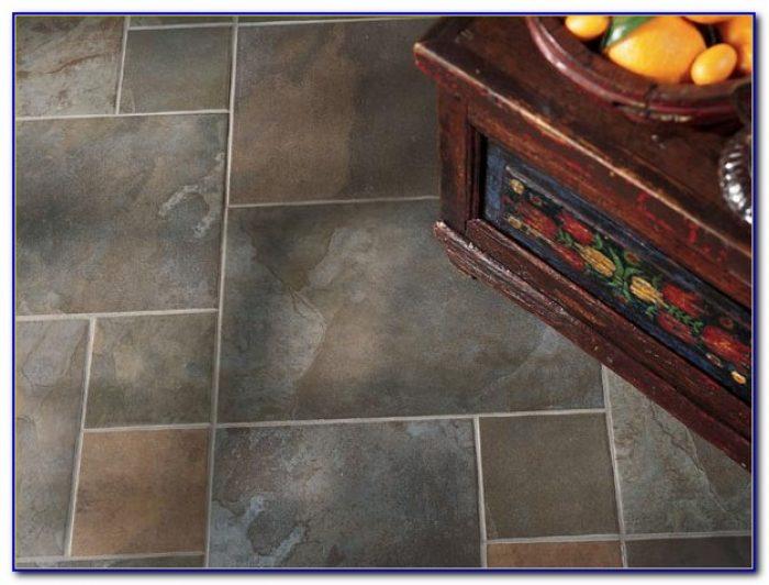 Peel And Stick Floor Tiles As Backsplash