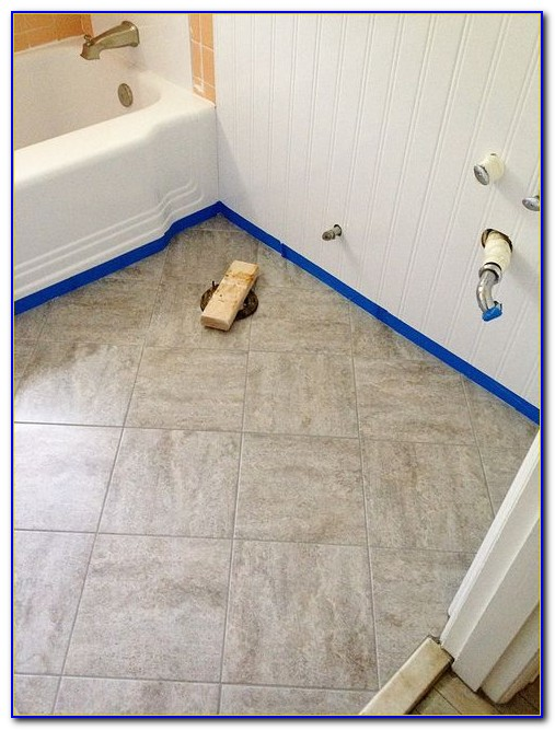 Peel And Stick Tile Edging