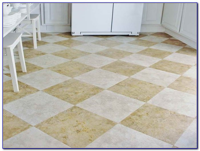 Peel And Stick Vinyl Tile Flooring