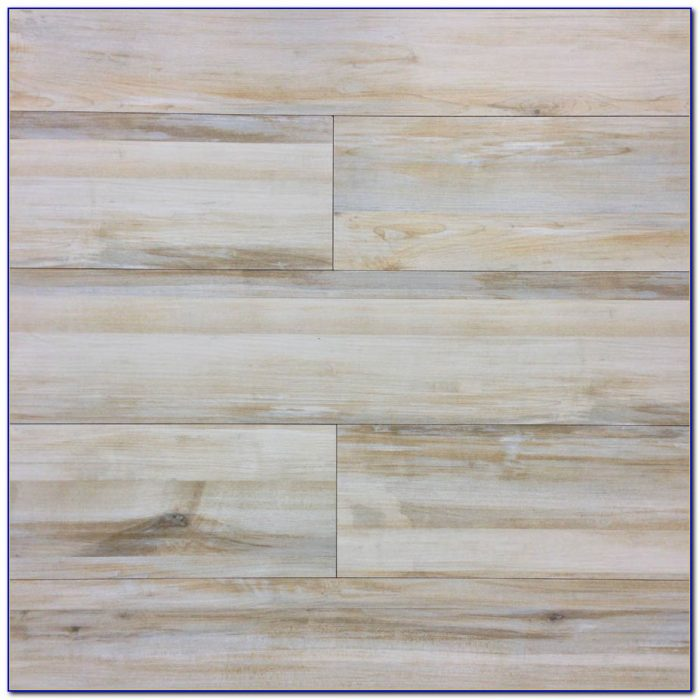 Porcelain Tile Wood Plank Look