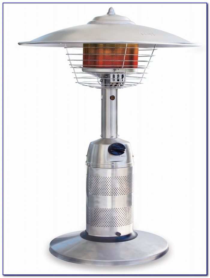 Propane Tabletop Heater