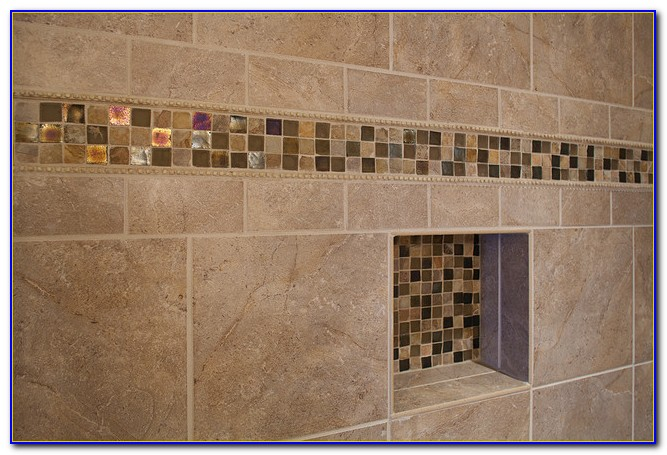 Replace Accent Tile In Shower