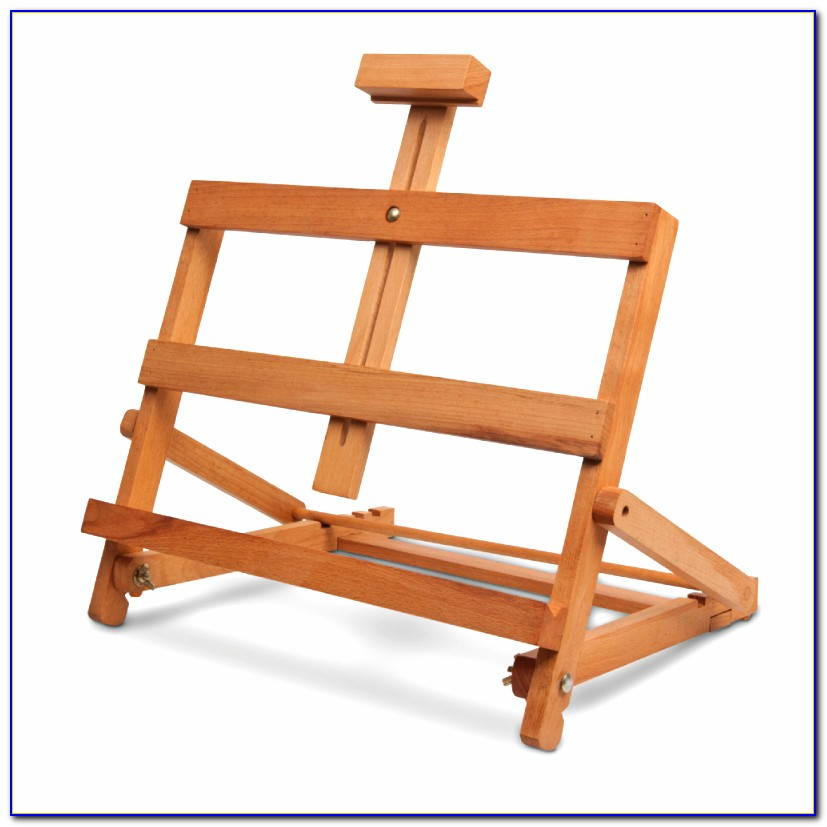 Richeson Best Deluxe Table Top Easel 884200 - Www imagez co