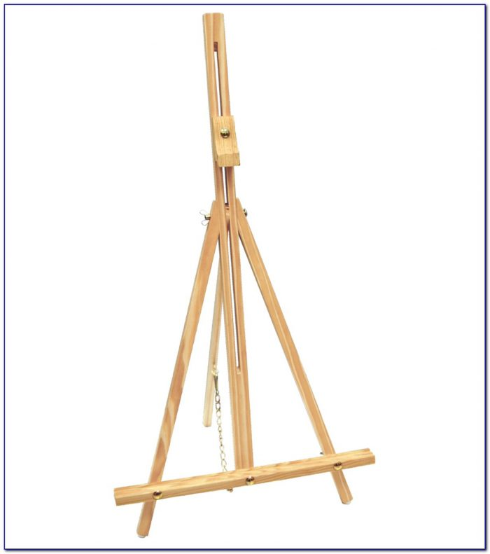 Roseart Wooden Tabletop Easel