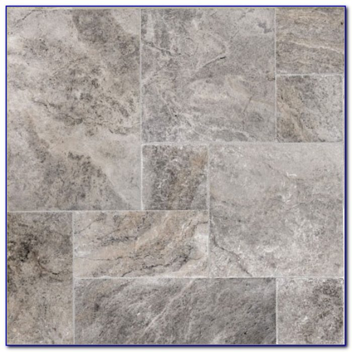 Scabos French Pattern Travertine Floor Tile