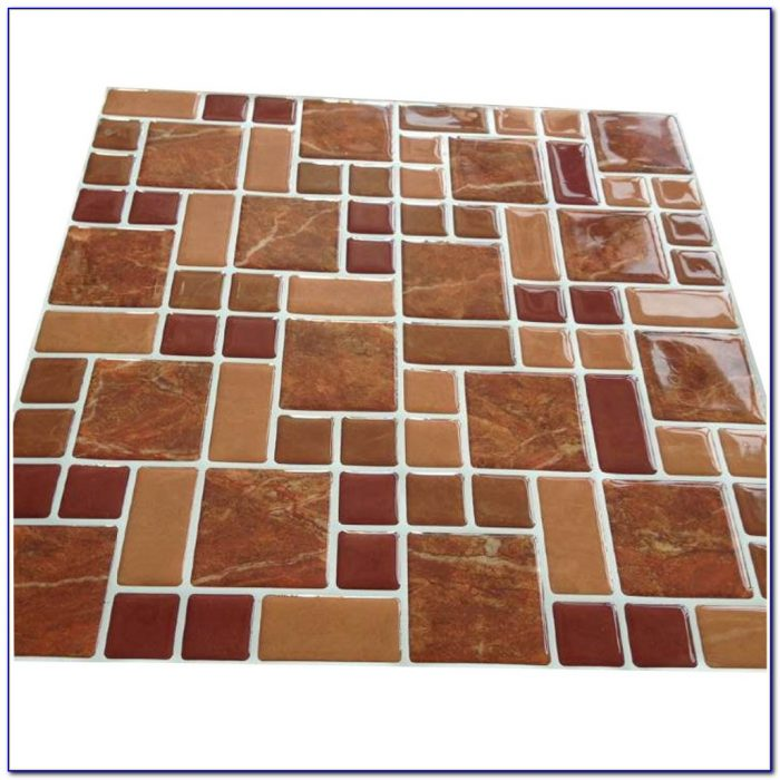 Self Adhesive Wall Tiles Homebase