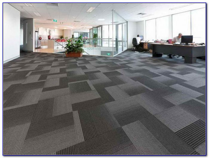 Carpet Tiles With Padding Attached Tiles Home Design
