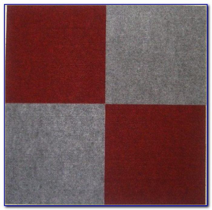Self Stick Carpet Tiles On Concrete