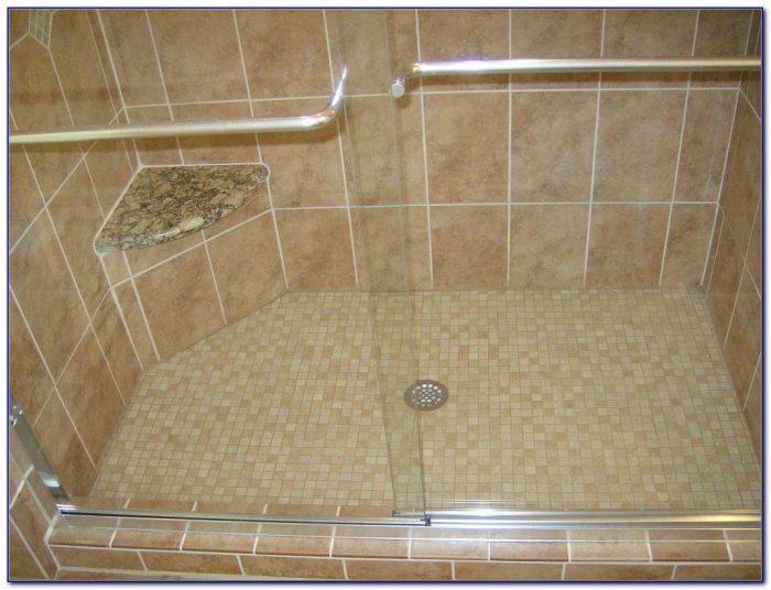 Shower Base For Tile Floor