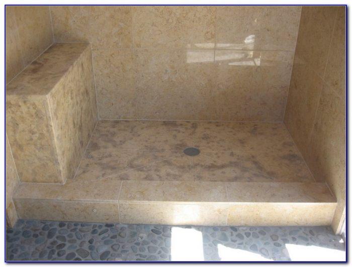 Shower Pan Kit For Tile
