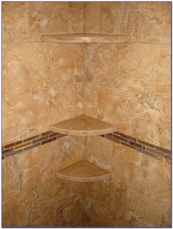 Shower Shelf For Existing Tile