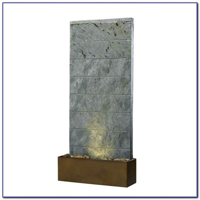 Slate Tabletop Fountain