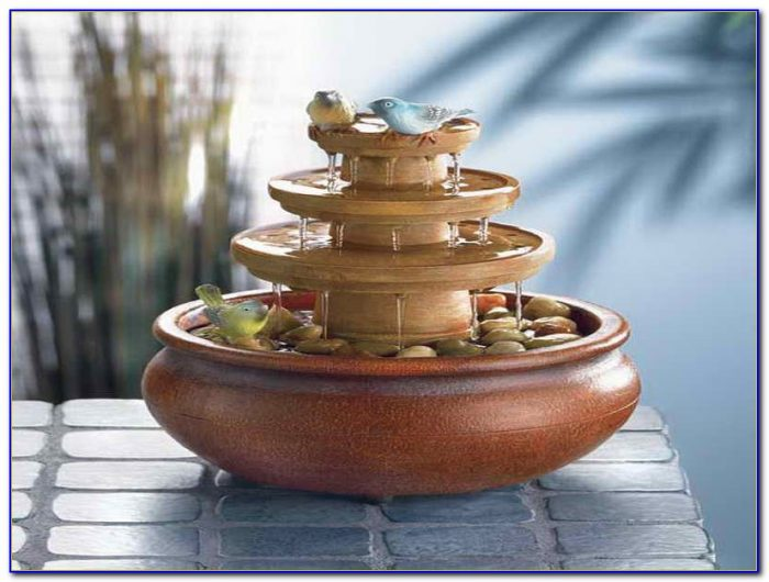 Bed Bath And Beyond Tabletop Fountains