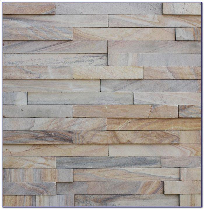 Stacked Slate Wall Tile