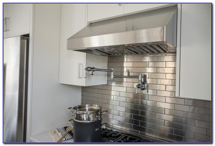 Stainless Steel Backsplash Tiles Amazon