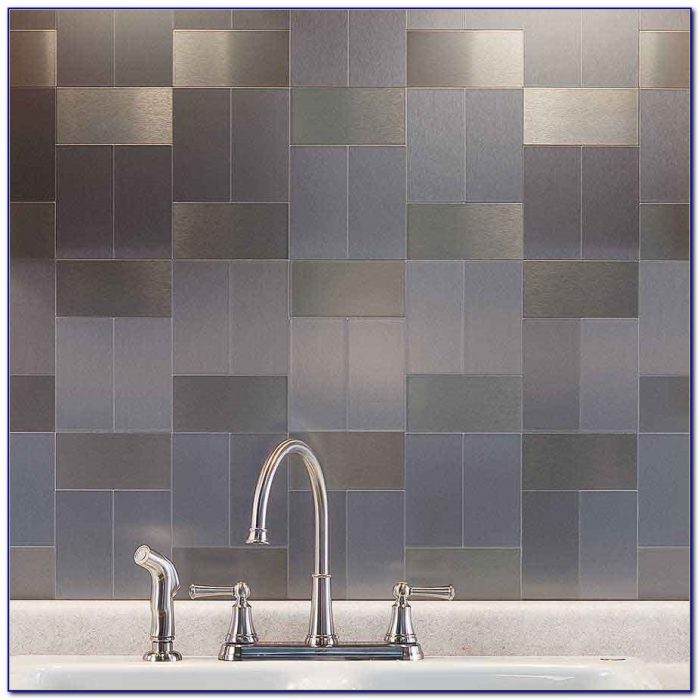Stainless Steel Backsplash Tiles Canada
