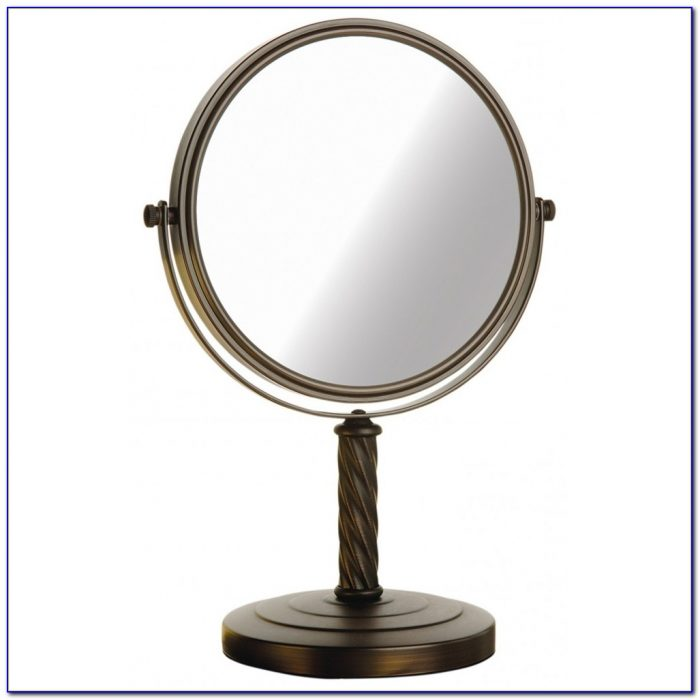 Lighted Vanity Top Mirror : Lighted Vanity Makeup Table - Desk : Home Design Ideas #zWnBjlJnVy25521