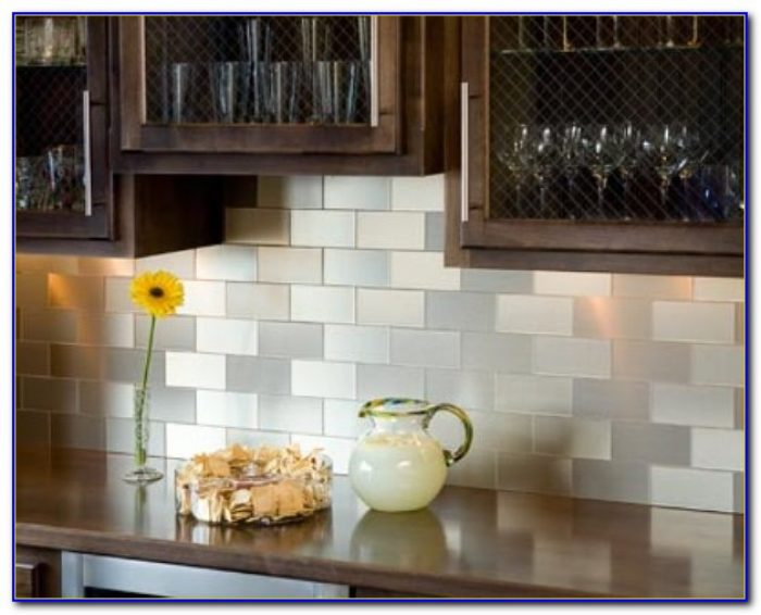 Stick On Backsplash Tiles For Kitchen