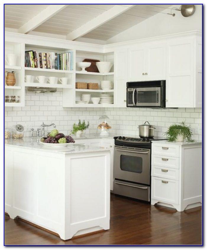 Subway Tile Backsplash Kitchen Pictures