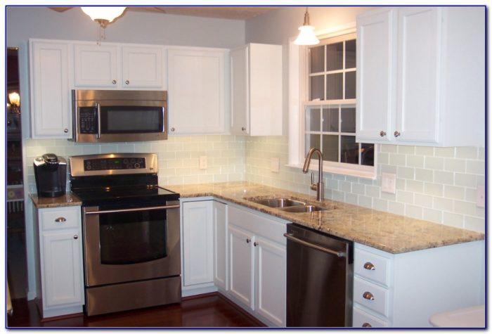 Subway Tile Kitchen Backsplash Diy