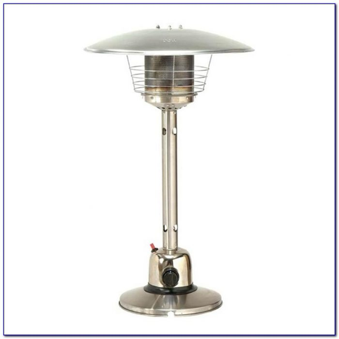 Gas patio heaters homebase table top gas heater nz for Tabletop patio heater wont light