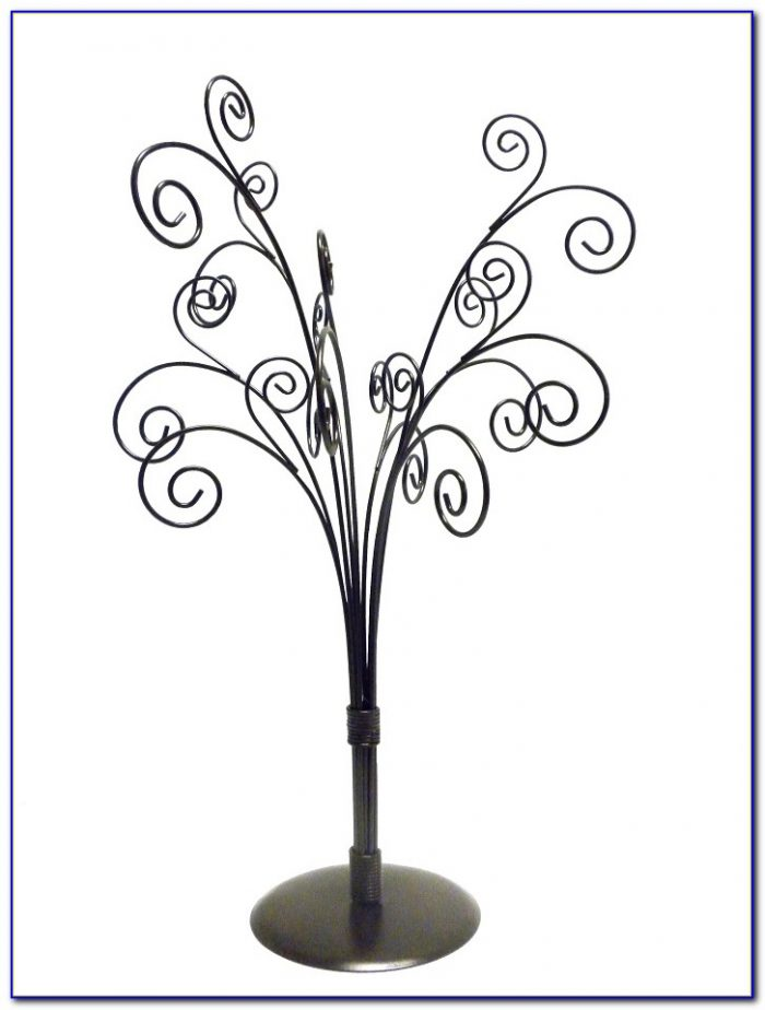 Table Top Chandelier Candle Holder Tabletop Home