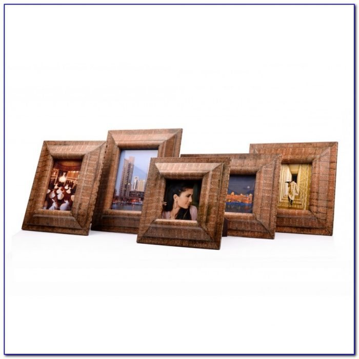 Tabletop Cardboard Photo Frames