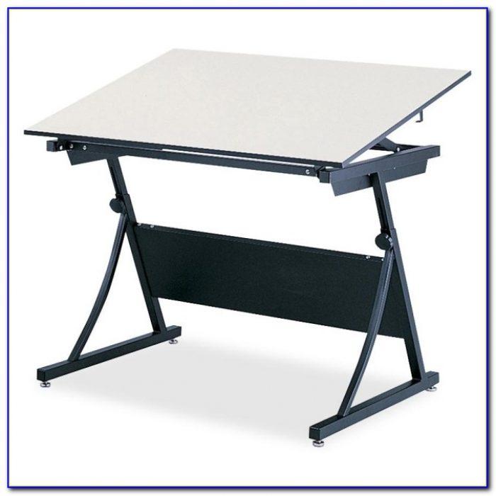 Tabletop Drafting Table
