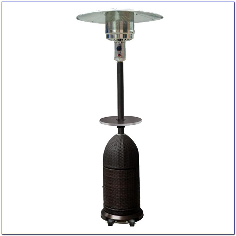 Table Top Propane Heater Won't Light