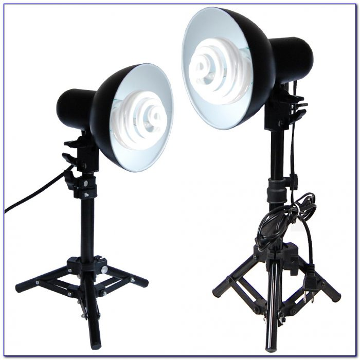 Tabletop Photography Lights
