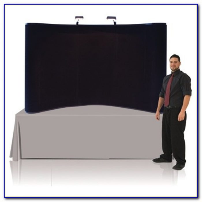 Tabletop Pop Up Display Stands